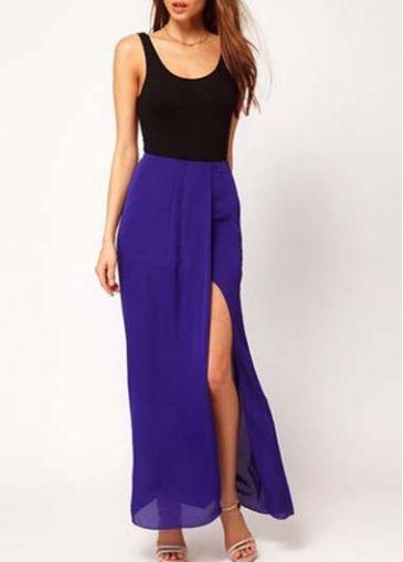 Chiffon Flow Skirt