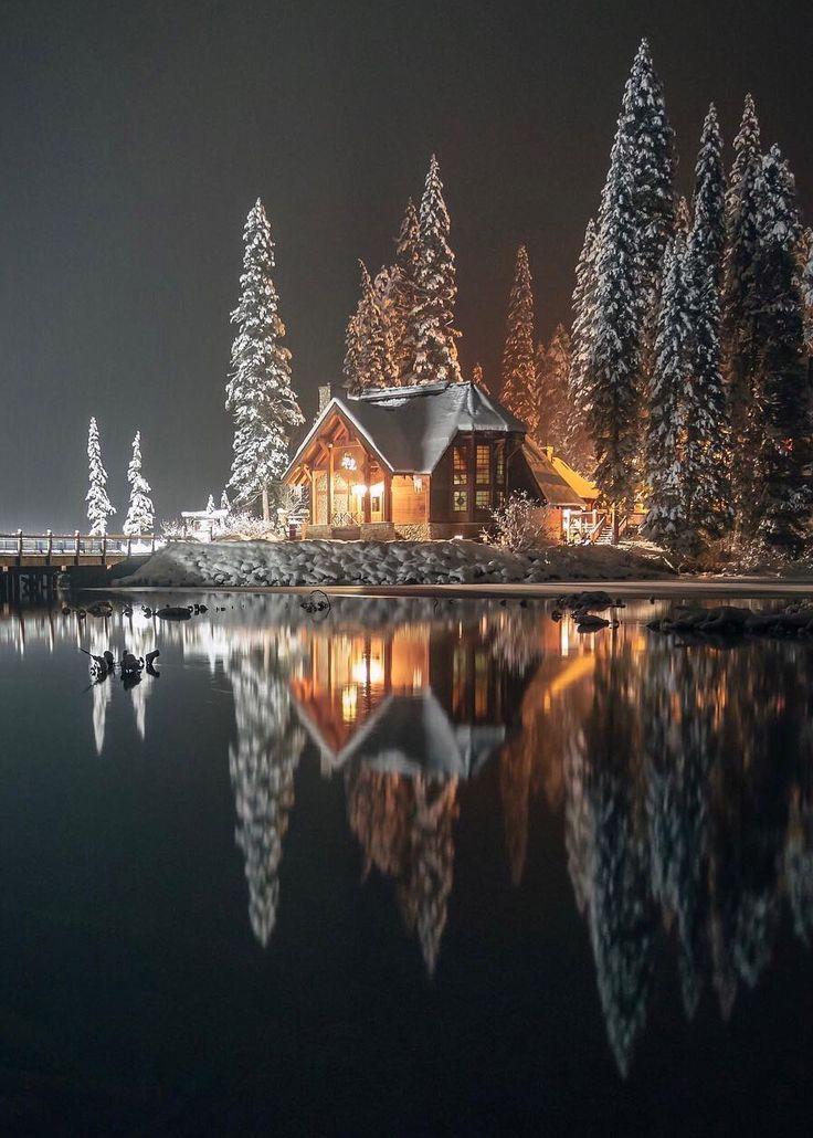Emerald Lake lodge, Yoho National Park (B.C.)