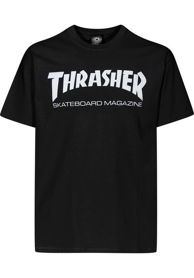 Thrasher Skate-Mag black Titus Onlineshop | @giftryapp