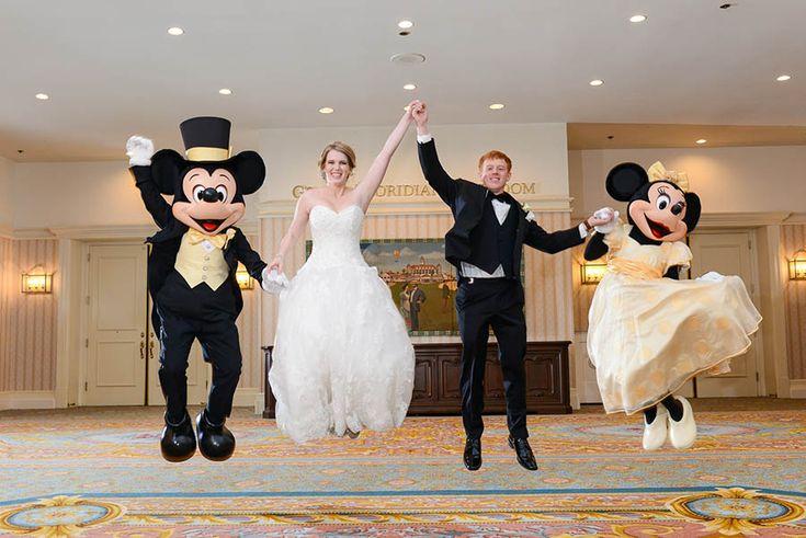 Disney Weddings - Love this photo!