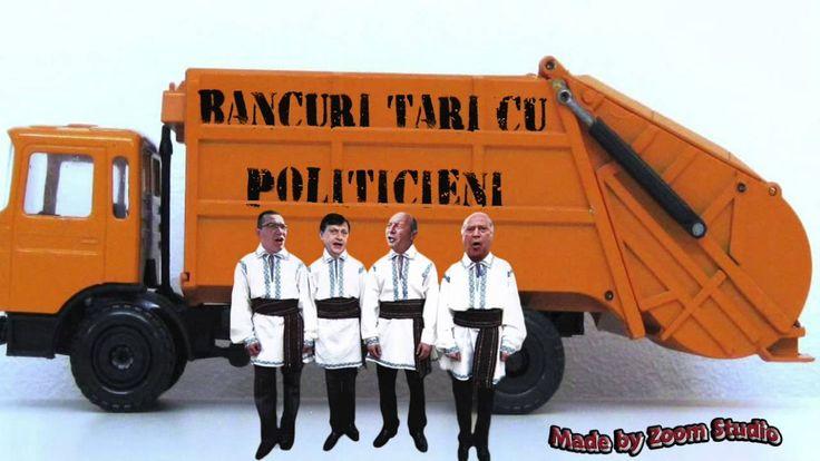 CELE MAI BUNE BANCURI  DESPRE POLITICIENI