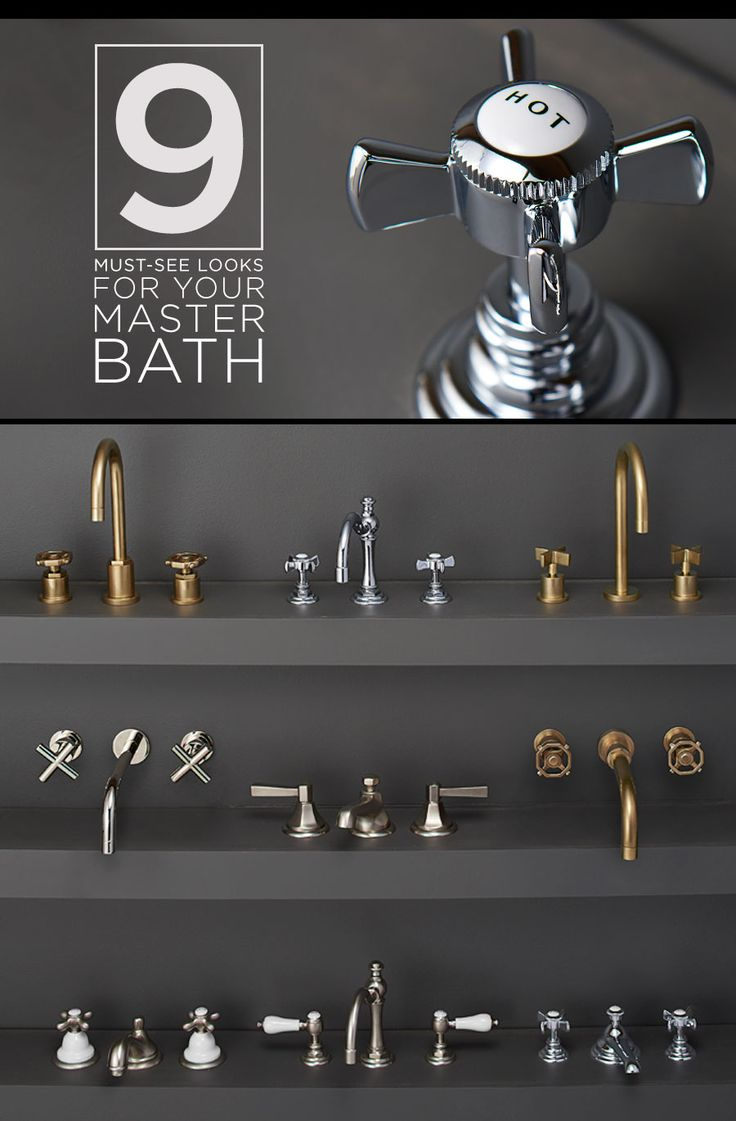 From materials that last generations to designs that transcend trend, build a better master bath design from our collections of lighting, hardware, plumbing, and textiles made to last for years to come.