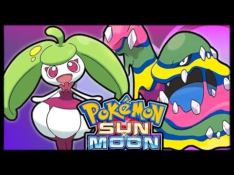 NEW TRAILER GAMEPLAY, POKÉMON, and EVOLUTIONS! [Pokémon Sun and Moon] - YouTube