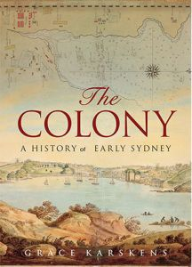 Grace Karskins The Colony Cover
