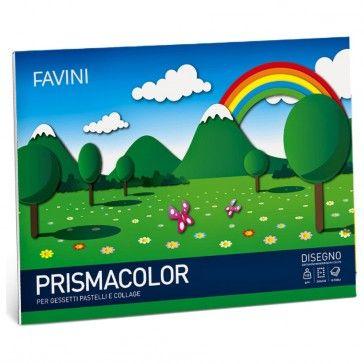 ALBUM DISEGNO MONORUVIDO FAVINI PRISMACOLOR  @FaviniPaper