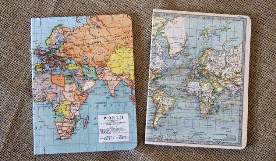 Ideas para forrar cuadernos originales