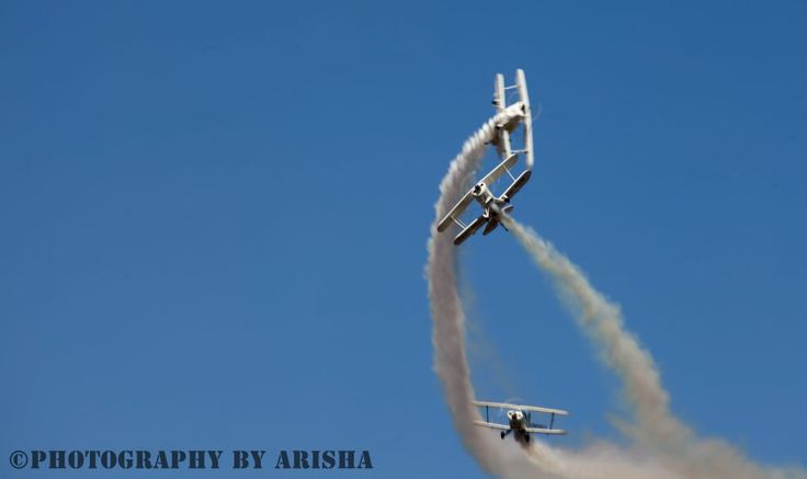 ©Photography by Arisha Goodyear Eagles Pitts Specials Newcastle Airshow 2014 (South Africa)