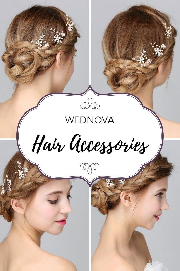 crystal floral decors bridal hair accessories cheap