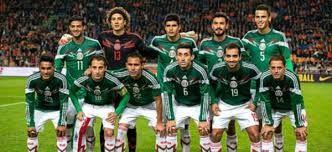Resultado de imagen para seleccion mexicana 2017