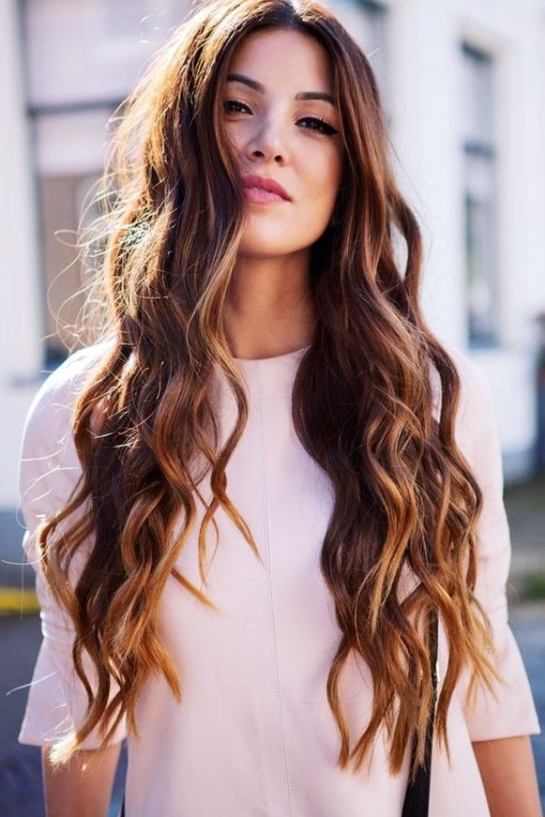 10 Beste Frisuren Für Lange Gesichter Hair Ideas Hair Styles