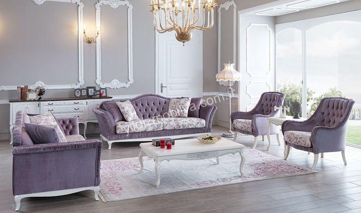 Verona Avangarde Salon Takımı #moda #kadın #pinterest #popüler #evdekorasyon #herşey #koltuk #trend #sofa #avangarde #yildizmobilya #furniture #room #home #ev #white #decoration #sehpa #moda http://www.yildizmobilya.com.tr/