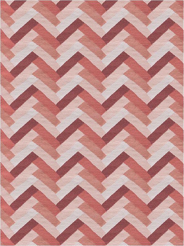 Brita Sweden Recycled PET rug Florens copper