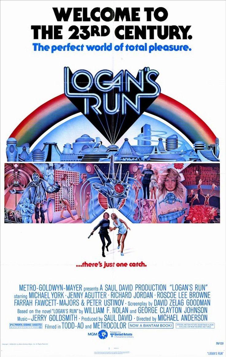 16.  Logan's Run 1976
