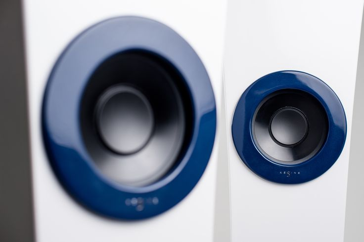 Speakers Colonne - zoom1 Wood and marble www.resine.info