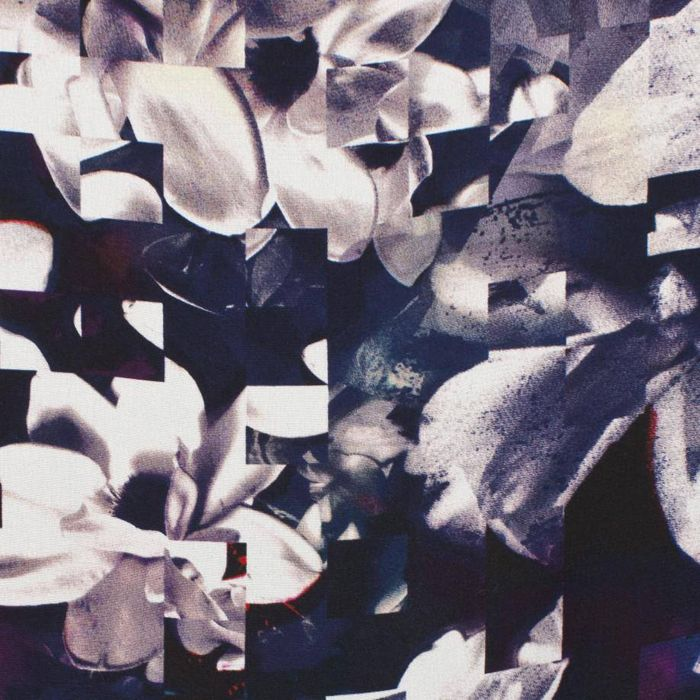 Abstract floral print by Paul Smiths fall collection