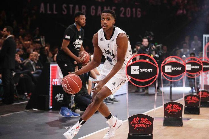 Frank Ntilikina | NBA Mock Draft 2017 Prospect