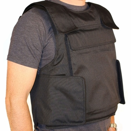 The BulletSafe Bulletproof Vest - This is a great bulletproof vest and it just might be the cheapest one on the market.  They only sell one product to keep it simple, but you can't beat the price.