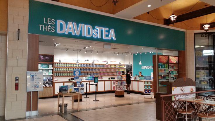 Les Thés David's Tea