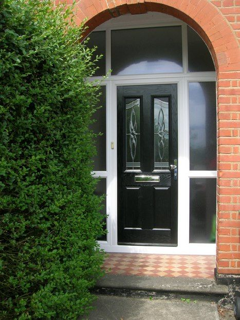 67 best images about doors on pinterest window and door for Types of front door glass