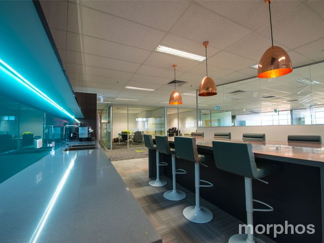 Tailored Packaging by Morphos | Office Fitout | Commerical Interior Design