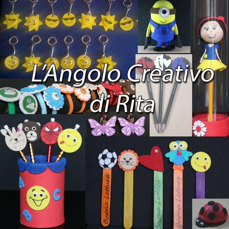 Il mio Angolo Creativo!