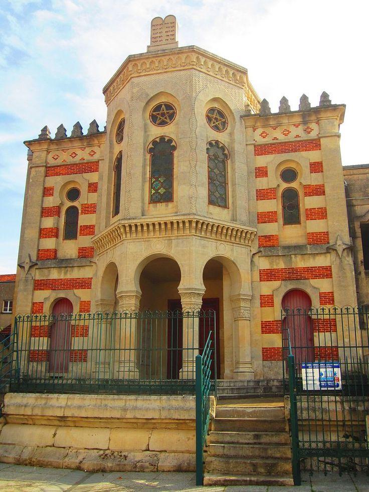 Synagogue - Verdun - Meuse