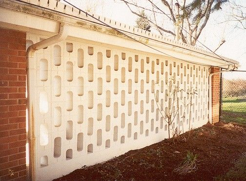 81 Best Concrete Block Designs Images On Pinterest