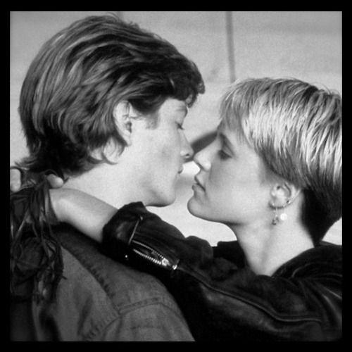 Eric Stoltz and Mary Stuart Masterson, Some Kind of Wonderful, 1987