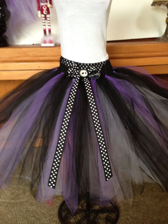 Nightmare Before Christmas Tutu- Adult and Teen size on Etsy, $32.99