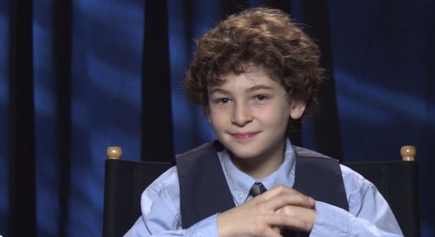 Meet 13 Year Old David Mazouz: the future Batman on 'Gotham'