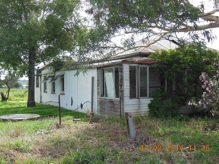 Cobbora, NSW - An Old House