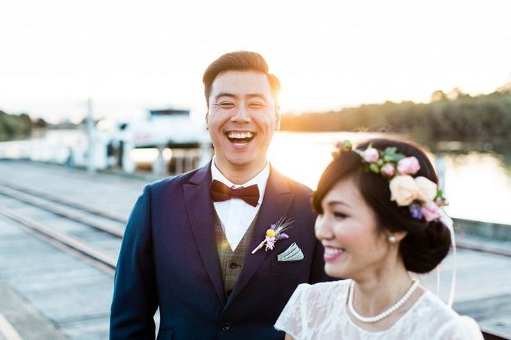 With Sydney based wedding photographer Jonathan David you can be rest assured they'll be no awkward moments - for him it's all about having fun!  #Australian #wedding #photographer #Sydney #jonathandavidphotography