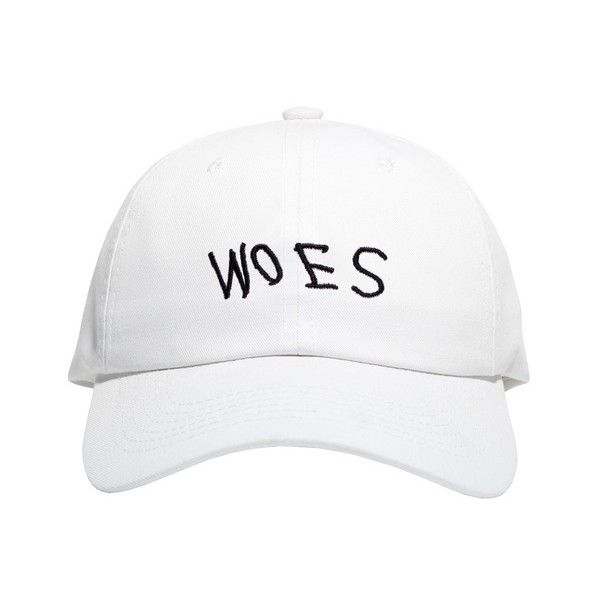 Woes Sportcap STRAPBACK SPORTCAP October's Very Own ($45) ❤ liked on Polyvore featuring accessories, hats and headwear