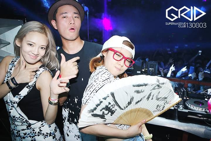 its kang gary with hyeyeon in club.. :D