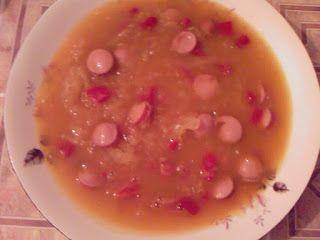 Camilla w kuchni: Kapuśniak Krzysztofa
