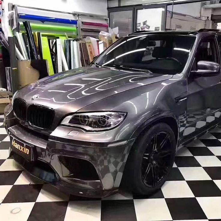 Grey Car: Candy Dark Grey #cys #cyscarwrap