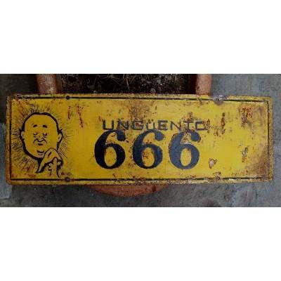 Ungüento 666