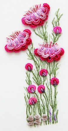 Brazilian Embroidery | ... are here » Needlework Patterns & Kits » Brazilian Embroidery Kits