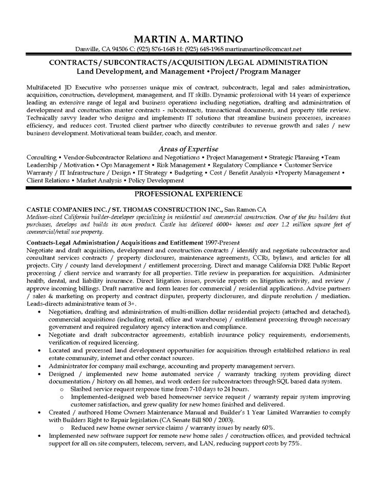 contract manager resume best sample fitness consultant how write - contract manager resume