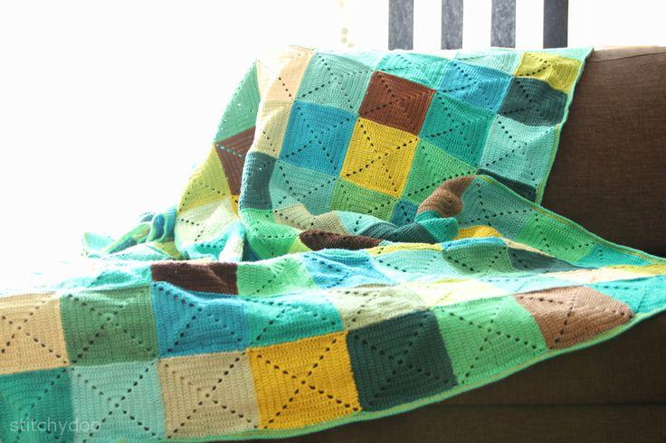 1000+ Bilder zu Crochet blankets auf Pinterest