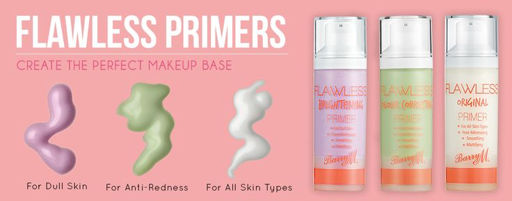 Barry M - Flawless Primer £5.99