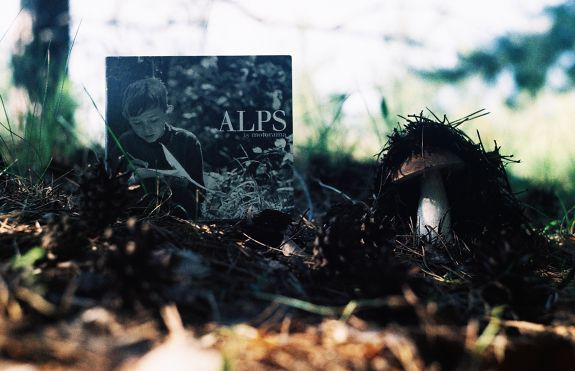 Motorama Alps in the forest, by northernseaside on Lomography