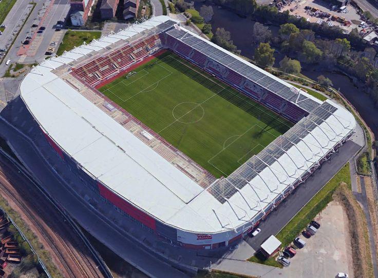 New York Stadium - Home of Rotherham United FC