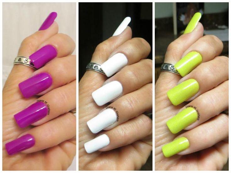 electric purple nail polish - photo #30