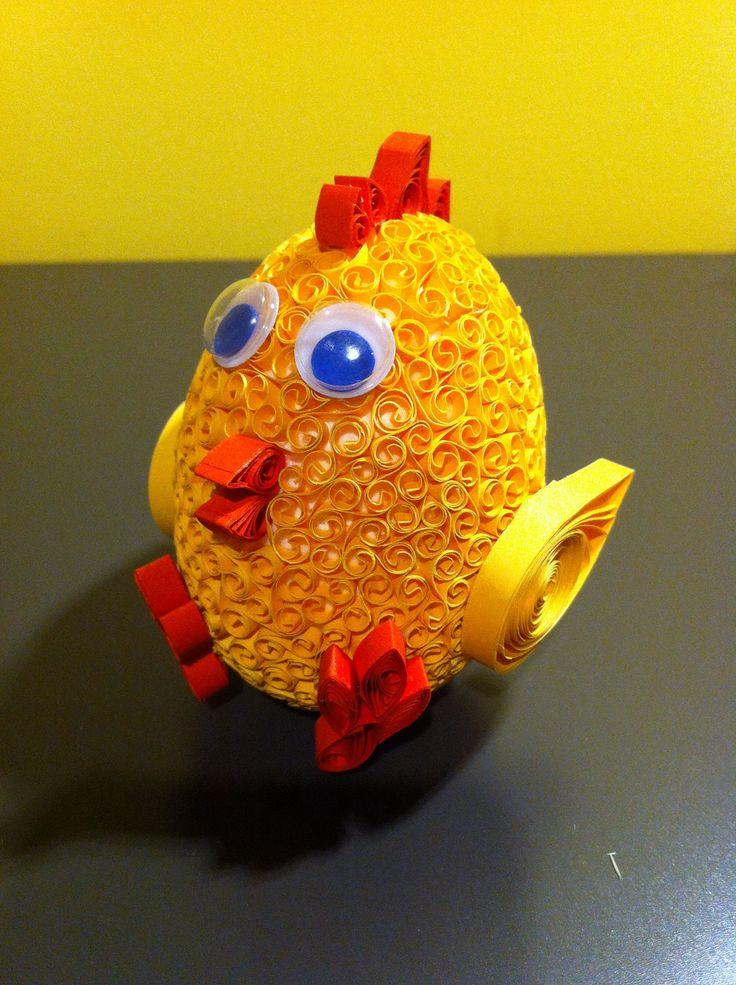 Jajko kurczaczek