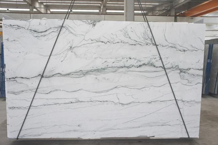 A Beautiful Slab Of Opus White Quartzite Available Right Here At Boston Granite Exchange Quartzite Countertops White Quartzite Granite