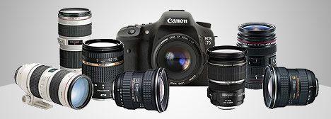 Canon Objektiv: Über 80 DSLR-Objektive für Ihre EOS-DSLR im Test