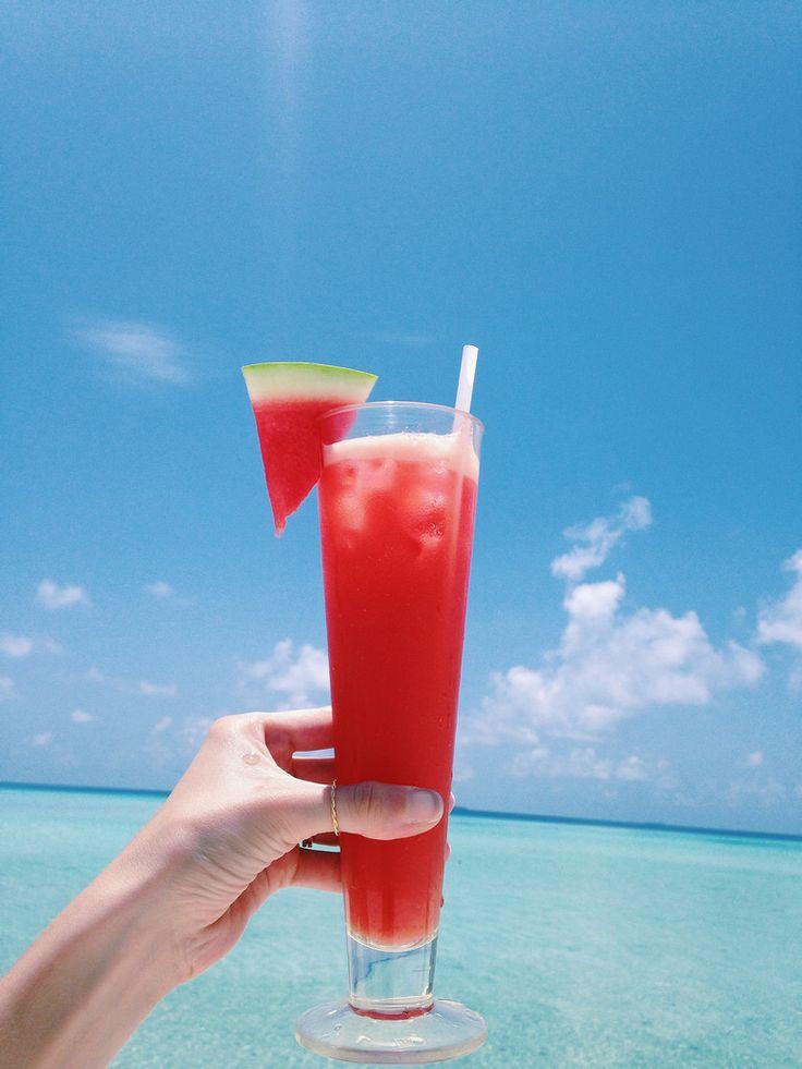 Watermelon refresher.