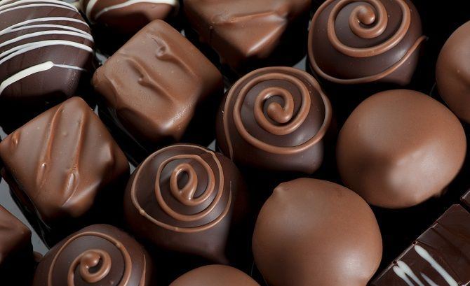 National Chocolate Candy Day