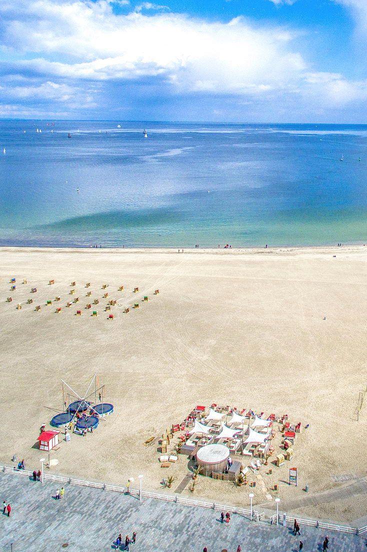 Strand Urlaub Lubeck Travemunde Ferienwohnungen In Travemunde